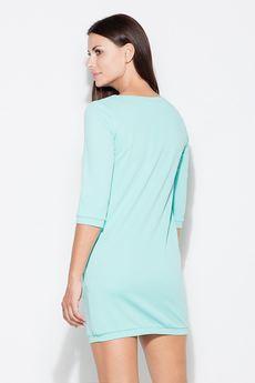 KATRUS - Sukienka K087 Mięta