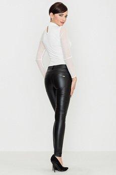 LENITIF - Spodnie K231 Czarny