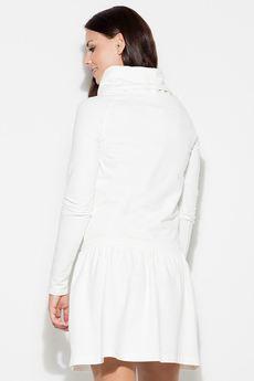 KATRUS - Sukienka K260 Ecru