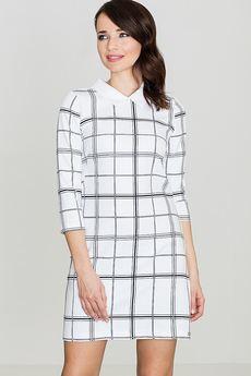 LENITIF - Sukienka K424 Wzór 41