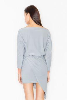 FIGL - Sukienka M475 Szary