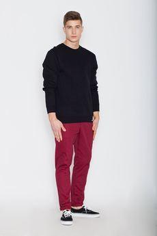 Visent - Spodnie V007 Bordo