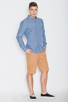 Visent - Koszula V019 Niebieski