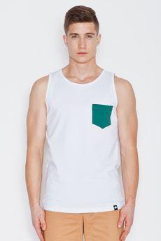 Visent - Koszulka V021 Biały