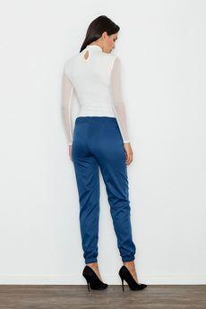 FIGL - Spodnie M556 Niebieski