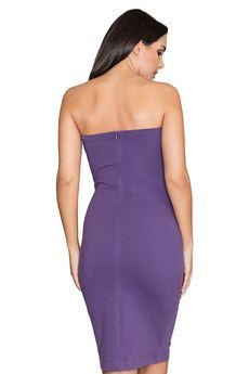 FIGL - Sukienka M575 Fiolet