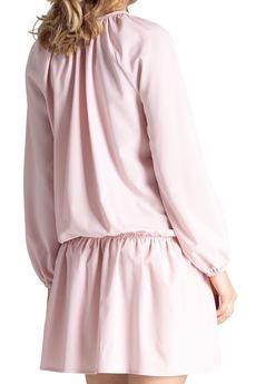 FIGL - Sukienka M661 Róż