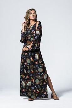my image art - Sukienka indiański motyw Amala