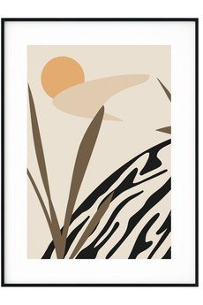 myscandishop - Plakat w stylu Boho Abstrakcja no. 5