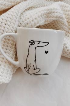 My Mug Company - KUBEK Z CHARTEM 400ML