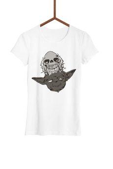 FailFake - Koszulka Czaszka Yody Damska