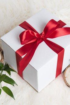 Nadzwyczajnie - Pakowanie na prezent jednego produktu - CZERWONE