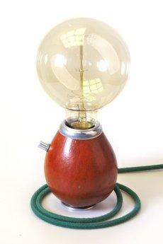 Yerba Light - Lampa Yerba Light № 0022 (rękodzieło)