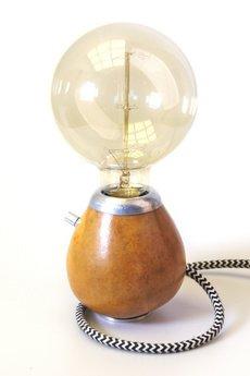 Yerba Light - Lampa Yerba Light № 0030 (rękodzieło)
