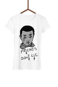 FailFake - Koszulka Friend don't lie 11 Damska