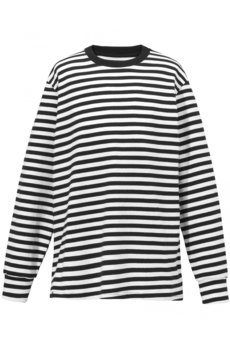 The Hive - STRIPES LONGSLEEVE BW