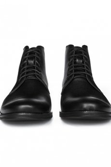 The Hive - BOYD BOOTS IN BLACK LEATHER