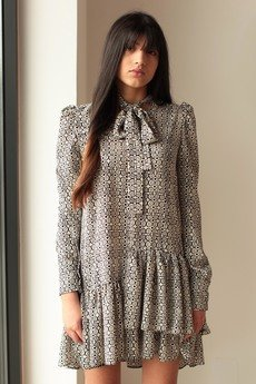 Elevenstory - Sukienka Zoya Boho Black Limited