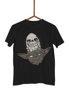 FailFake - Koszulka Czaszka Yody Męska