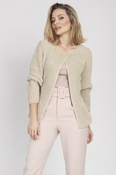 MKM swetry - ASYMETRYCZNY SWETER - SWE168 MKM