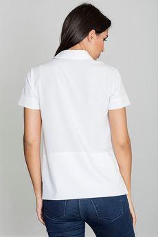 FIGL - Bluzka548 Biały