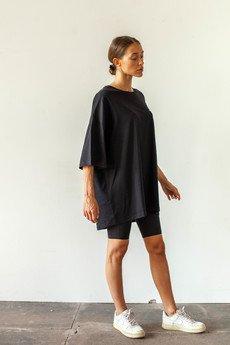WARSAW SAINTS - Koszuka Oversize Black