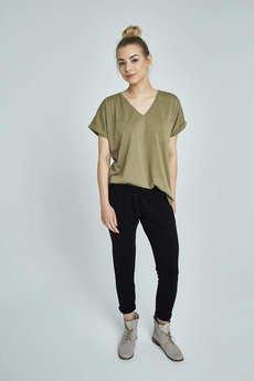 Giraffe - Koszulka Marla || organic cotton