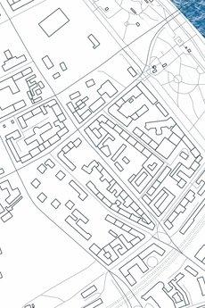 maps by P - osiedle Powiśle / Warszawa