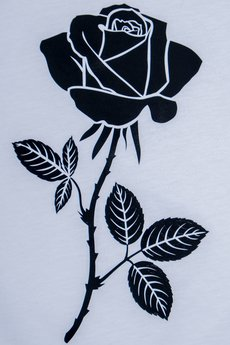 HARP TEAM - T-shirt Rose