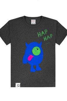 IQ SENSO - Koszulka dziecięca z aplikacją CYKLOPEK