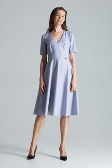 FIGL - Sukienka M673zary