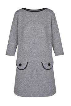 Cool Me - Sukienka Paloma gray