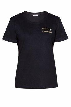 WarsawBe - Tshirt PearlBe Black