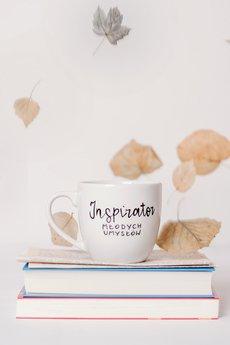 Nadzwyczajnie - Kubek - Inspirator młodych umysłw