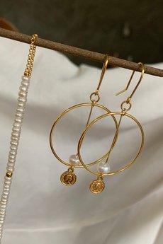 Iluzja Jewellery - Kolczyki Classy and Sassy