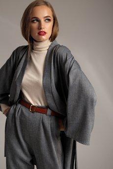 SOVL - Spodnie z wysokim stanem