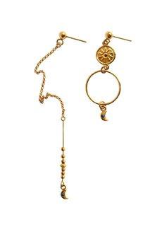Iluzja Jewellery - Kolczyki Divine Miscellany