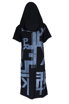 PIKIEL - MATRIX printed tunic