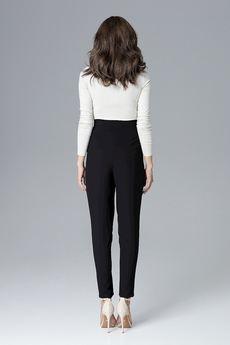 LENITIF - Spodnie018 Czarny