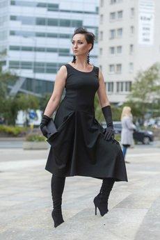 Ququ   Design - Wieczorowa sukienka