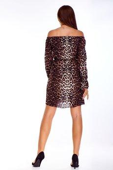 Bird - sukienka w modny print