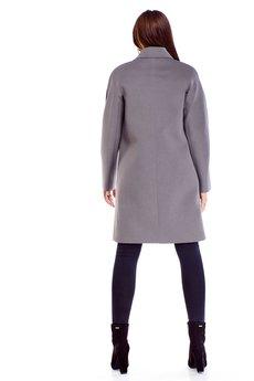 Bird - jednorzędowy płaszcz ze stójką