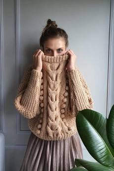 FOR HEART - Sweter Handmade