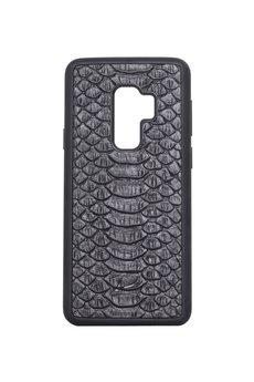 """Pytoncase - Samsung S9+ case """"Black Python"""""""