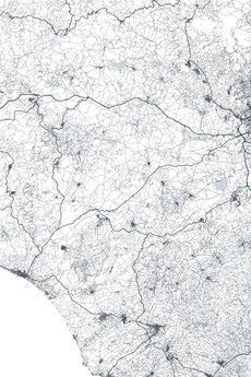 maps by P - Sycylia / Włochy