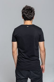 Jimmy Jinx - TSHIRT LOGO BLACK