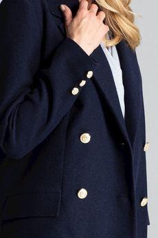 FIGL - Płaszcz M681 Granat