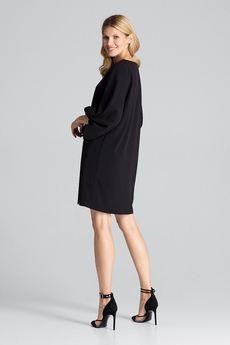 FIGL - Sukienka M693 Czarny