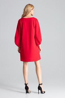 FIGL - Sukienka M693 Czerwony