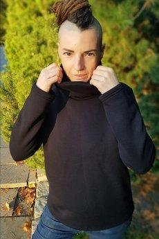 Slogan ubrania ekologiczne, etyczne i wegańskie - SLOGAN Neem bluza damska